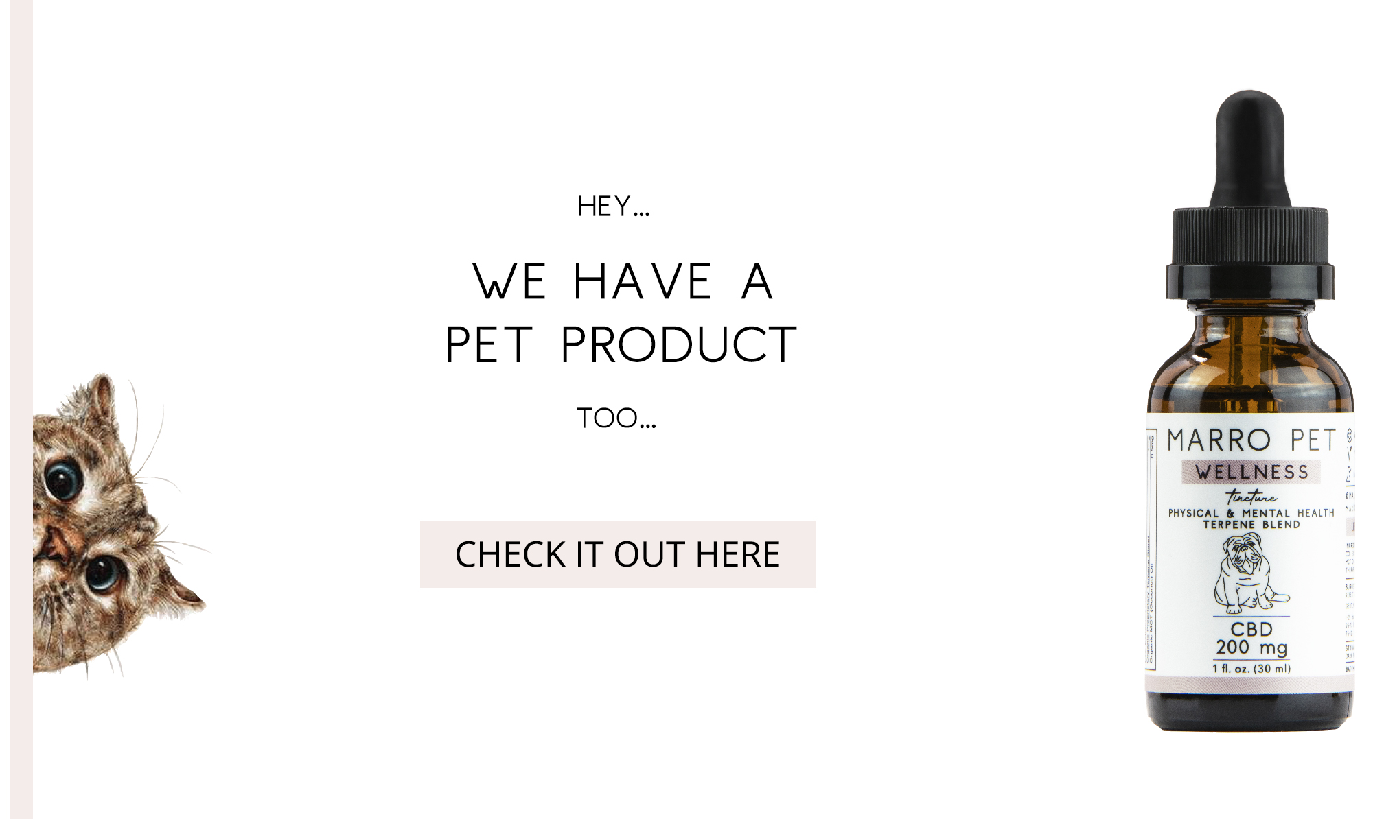 Marro Pet Product